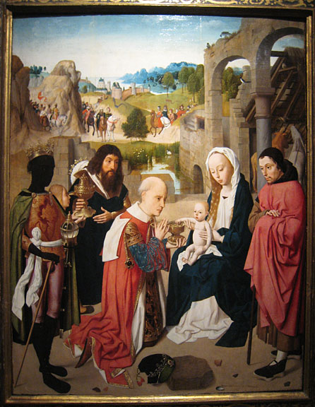 Geertgen tot Sint Jans (assigned), Adoration of the Magi