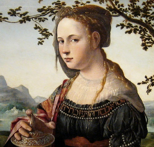 Jan van Scorel, Mary Magdalene, ca. 1530
