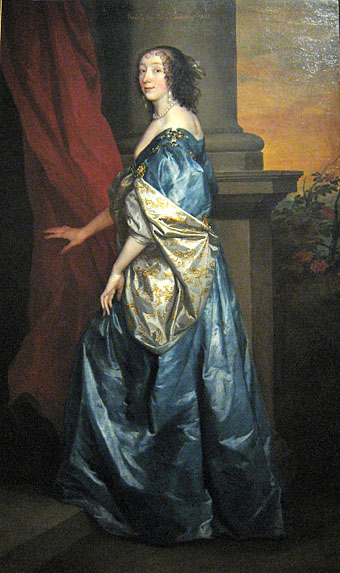 Lucy Percy, Anthony van Dyck, 1637