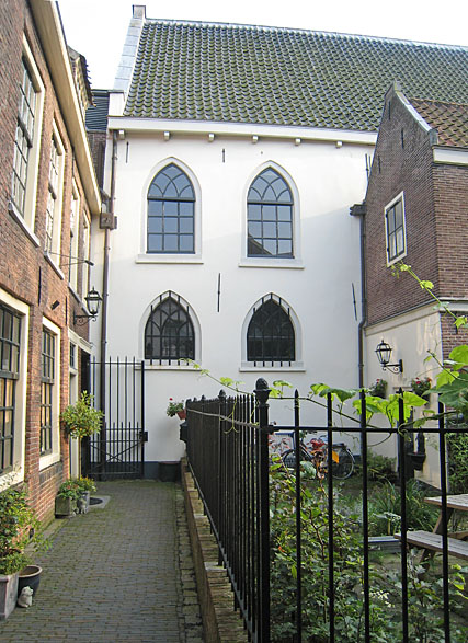 Mariahoek or Mary's corner in Utrecht
