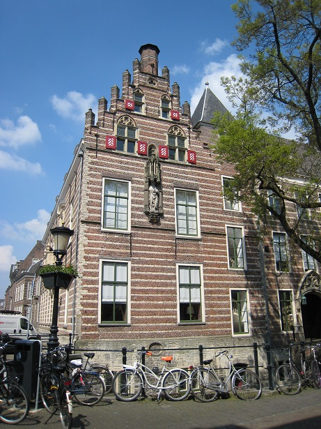 Paushuize Utrecht House of Pope Adrian VI.