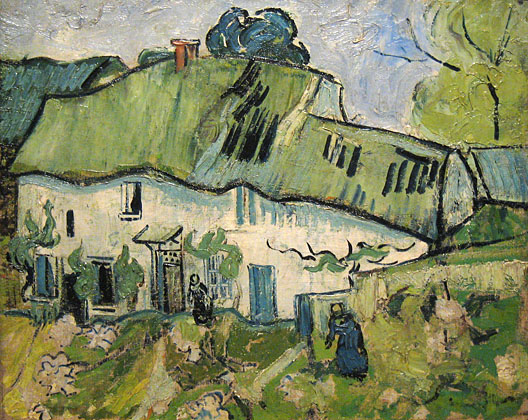 Van Gogh Farm house Auvers