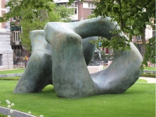 Rijksmuseum Amsterdam, Henry Moore, Large Two Forms