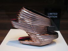Zaha Hadid, Rem Koolhaas United Nude shoe