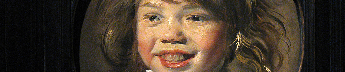 Frans Hals Laughing Boy Mauritshuis