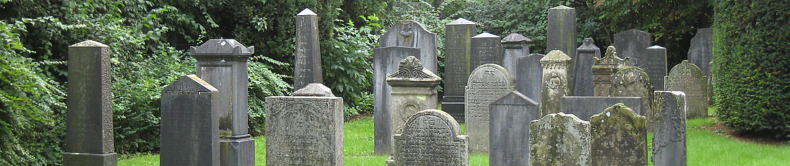 Jewish Cemetery Cleves Kleve