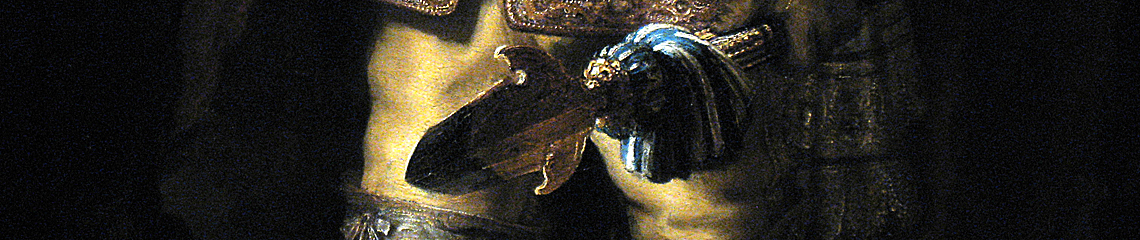 Rembrandt Nightwatch detail