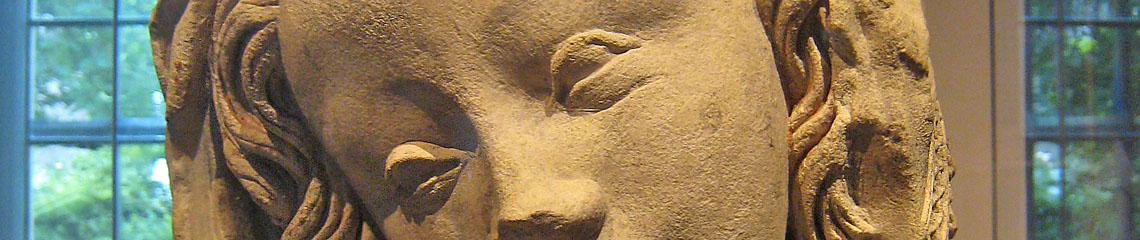 Master of the Utrecht stone head of a woman, Sculpture