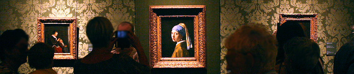 Vermeer Mauritshuis Girl with the Pearl